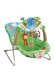 Fisher price skråstol rainforest